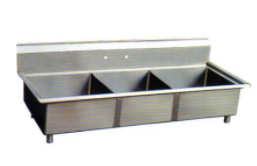 (3) Three Compartment